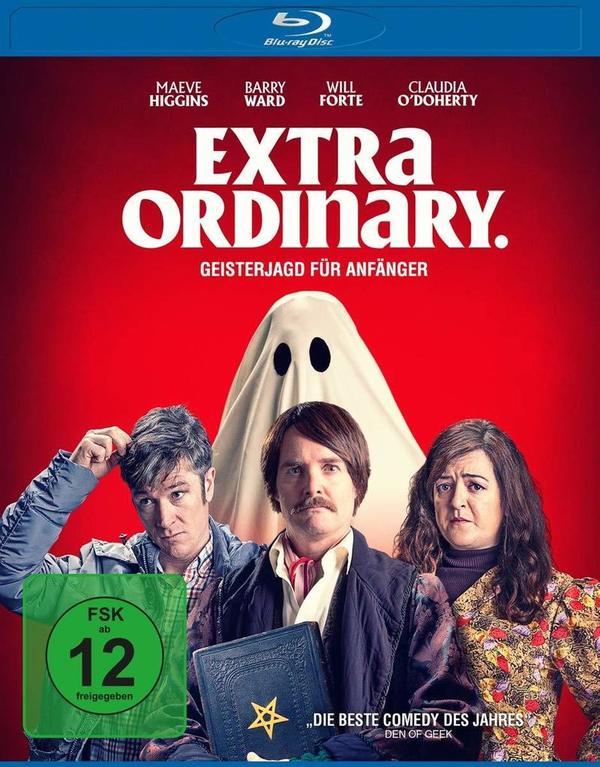"""Geistreiche Comedy: Wir verlosen """"Extra Ordinary - Geisterjagd für Anfänger"""" auf BD"""