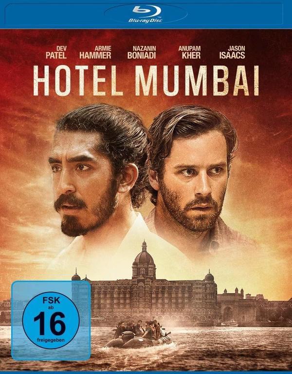 """Check In: Wir verlosen das Terror-Drama """"Hotel Mumbai"""" auf BD"""