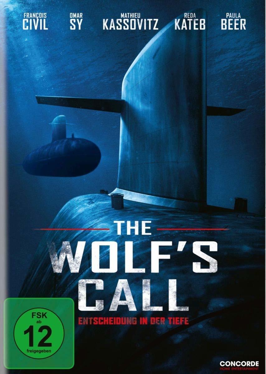 """Französischer Tiefsee-Thriller: Wir verlosen """"The Wolf's Call - Entscheidung in der Tiefe"""" auf DVD und BD"""