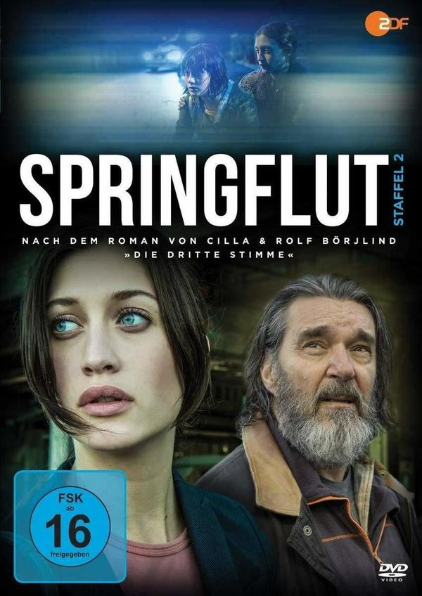 """Wir verlosen die zweite Staffel der Krimiserie """"Springflut"""" auf DVD"""