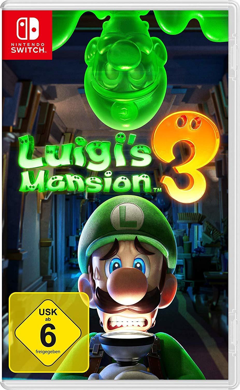 """Wir verlosen das Videospiel """"Luigi's Mansion 3"""" für Nintendo Switch!"""