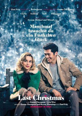 """Weihnachtliches Liebeschaos: Wir verlosen zum Kinostart von """"Last Christmas"""" tolle Fan-Pakete"""