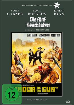 """Wyatt Earp und Doc Holliday: Wir verlosen den Western-Klassiker """"Die fünf Geächteten"""" in der Edition Western-Legenden #61 als BD"""