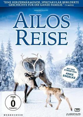 """Die Reise des Rentiers Ailos: Wir verlosen zur hervorragenden Dokumentation """"Ailos Reise"""" eine DVD oder BD"""