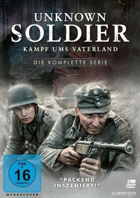 """Kampf ums Vaterland: Wir verlosen die Mini-Serie """"Unknown Soldier"""" auf DVD oder BD"""