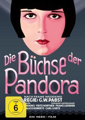 """Vom wegweisenden Regisseur Georg Wilhelm Pabst: Wir verlosen den Klassiker """"Die Büchse der Pandora"""" als limitiertes Mediabook + Roman"""