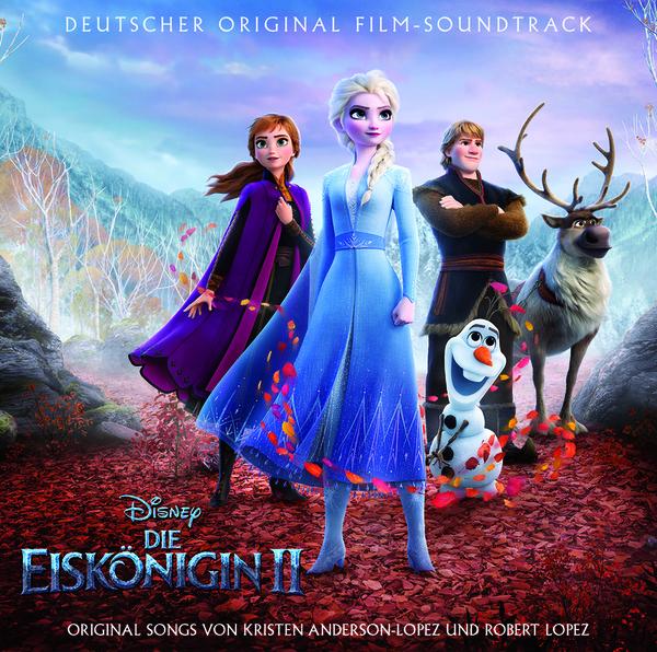 """Rentiere sind besser als Menschen: Wir verlosen den Soundtrack zu Disneys """"Die Eiskönigin 2"""""""