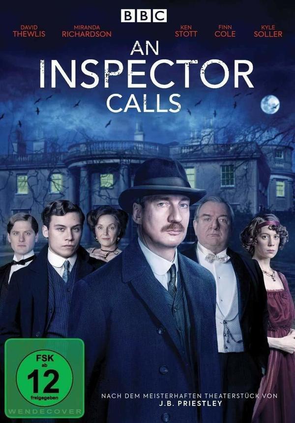 """""""An Inspector Calls"""" und ein Gewinnspiel geht ran: Wir verlosen den Krimi auf DVD"""