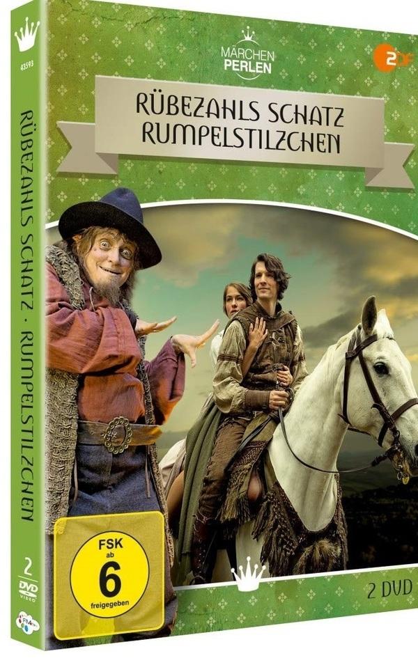 """Sagen und Märchen: Wir verlosen Märchenperlen - """"Rübezahls Schatz"""" / """"Rumpelstilzchen"""" auf DVD"""