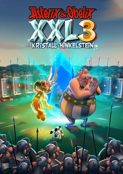"""Wir verlosen """"Asterix & Obelix XXL 3: Der Kristall-Hinkelstein"""" als Collector's Editions für Nintendo Switch!"""