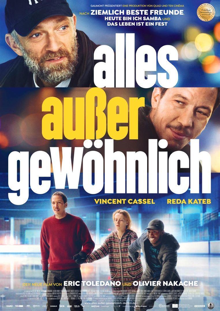 """Helden des Alltags: Zum Kinostart von """"Alles außer gewöhnlich"""" verlosen wir Kinokarten"""