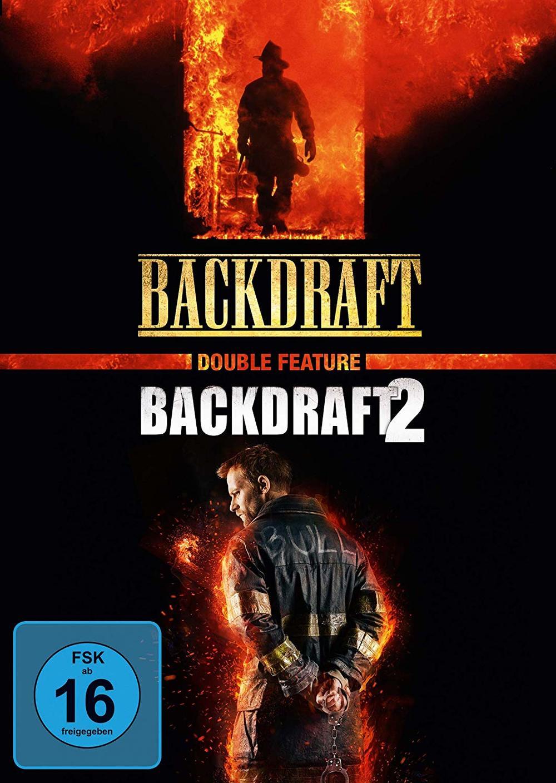 """Die durchs Feuer gehen: Wir verlosen die Fortsetzung """"Backdraft 2"""" als Double Feature auf DVD oder BD"""