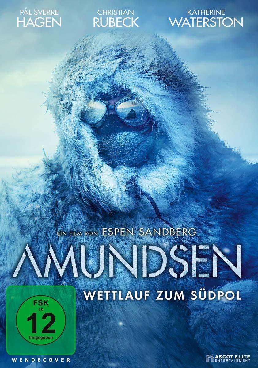 """Kampf gegen die Kälte: Wir verlosen das spannende Abenteuer """"Amundsen"""" auf DVD oder BD"""