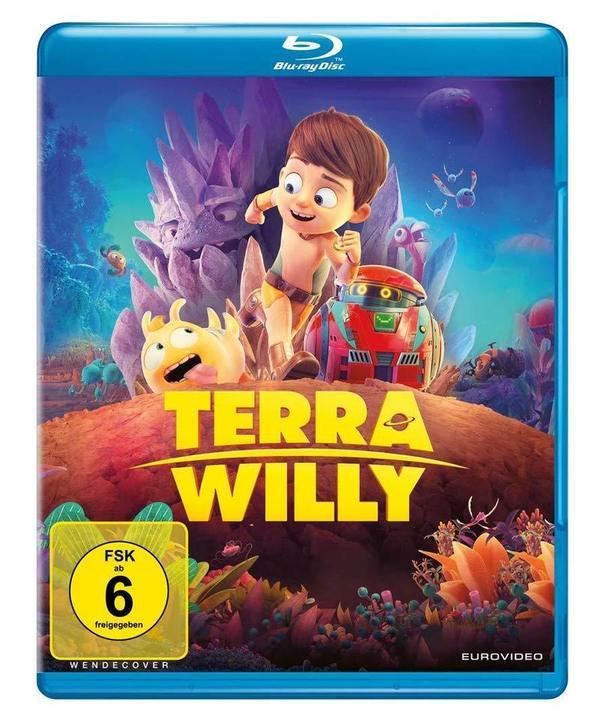 """Rettungsmission für die Kleinen: Wir verlosen den Animationsfilm """"Terra Willy"""" auf BD"""