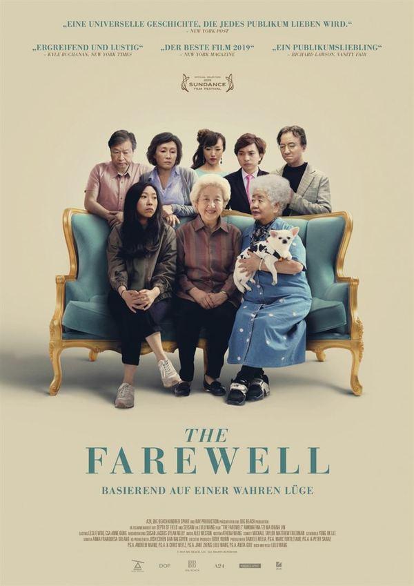 "Familiengeheimnis und Chaos: Zum Kinostart des Kino-Hits ""The Farewell"" verlosen wir Kinokarten"