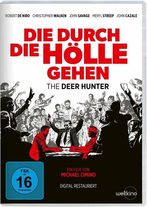 """Ein Meisterwerk: Wir verlosen den Genre-Klassiker """"Die durch die Hölle gehen"""" auf DVD oder BD"""