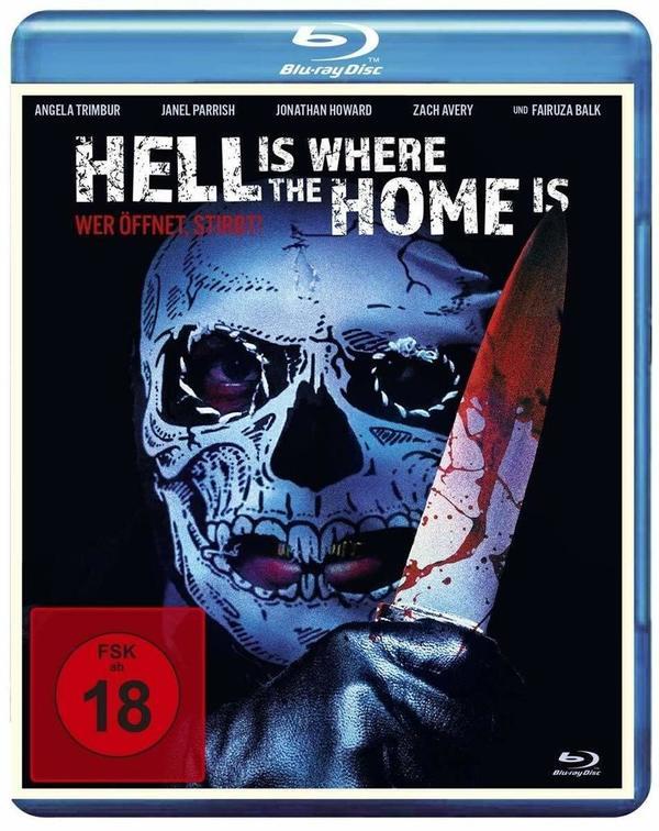 """Wer öffnet, stirbt: Wir verlosen den Horror-Trip """"Hell Is Where The Home Is"""" auf BD"""