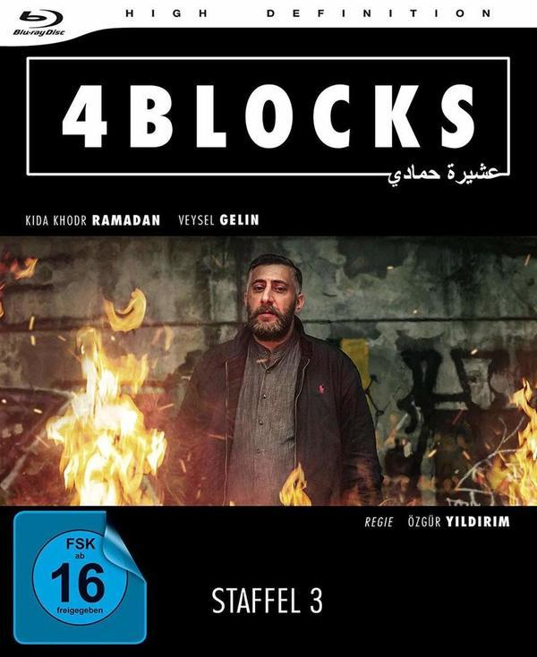 """Das letzte Kapitel: Wir verlosen die komplette dritte Staffel der Kult-Serie """"4 Blocks"""" auf BD - zudem gibt es die zweite Staffel als DVD"""