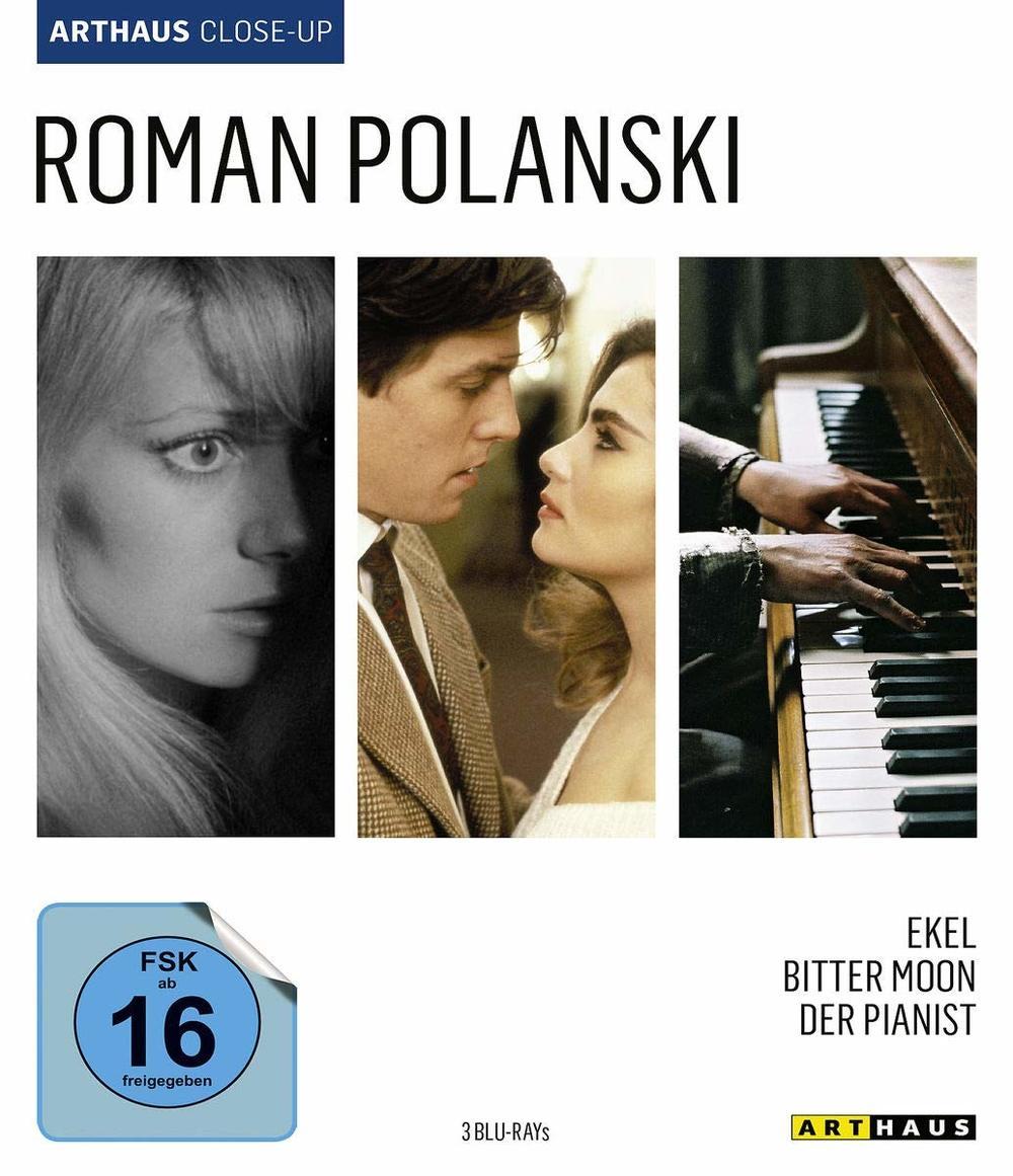 """Kino in seiner schönsten Form: Wir verlosen das """"Roman Polanski / Arthaus Close-Up"""" auf BD"""