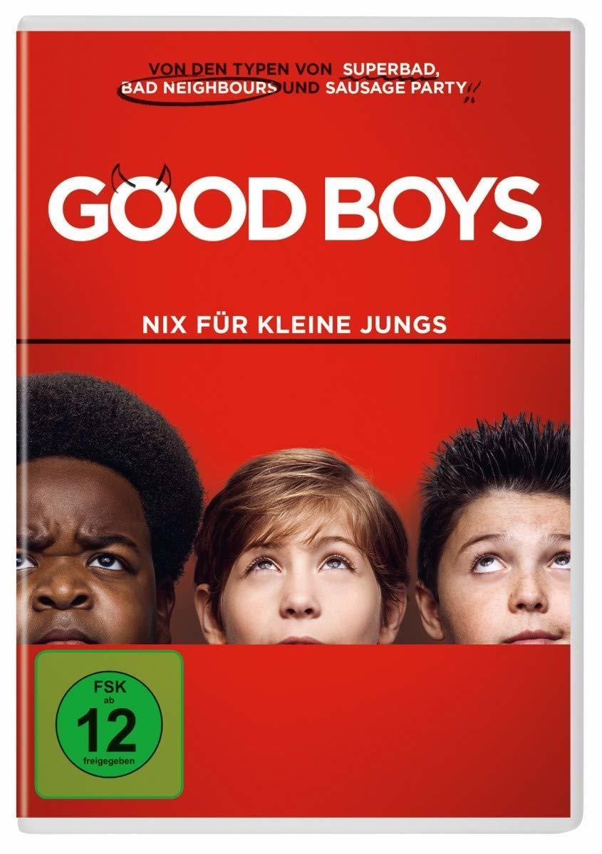 """Drei Jungs und ein Tag voller Abenteuer: Wir verlosen den Comedy-Hit """"Good Boys - Nix für kleine Jungs"""" auf DVD"""