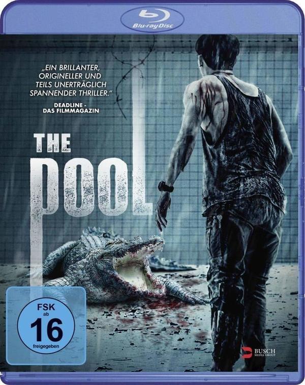 """Tödliche Falle: Wir verlosen den Horror-Schocker """"The Pool"""" auf BD"""