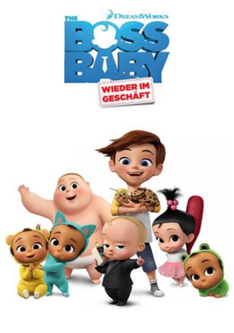 """Wieder im Geschäft: Zum Start der neuen Disney Channel Serie """"The Boss Baby"""" verlosen wir ein tolles Fan-Paket"""