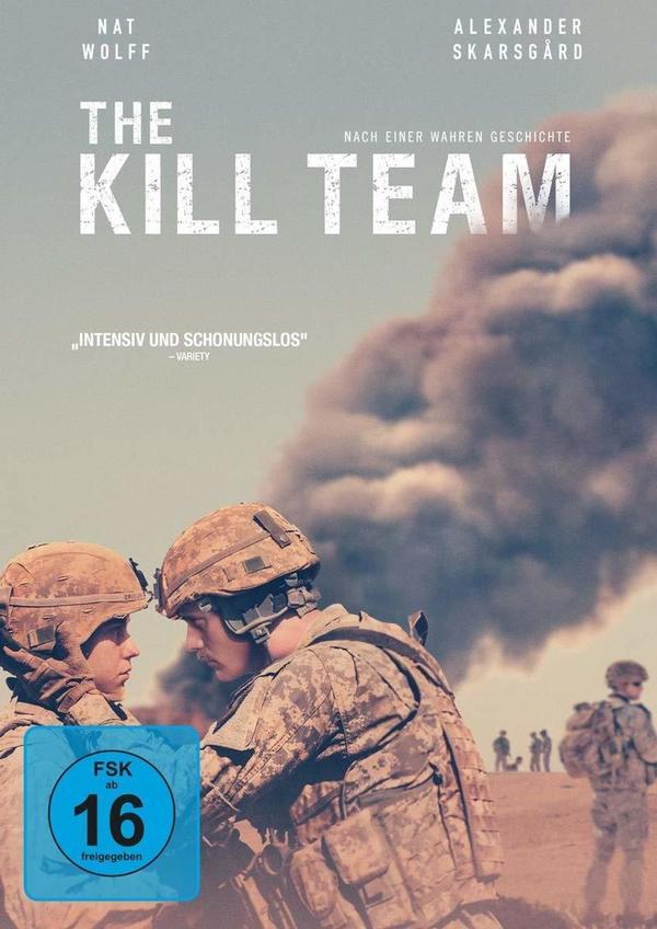 """Die Verdammten des Krieges: Wir verlosen das Kriegs-Drama """"The Kill Team"""" auf DVD und BD"""