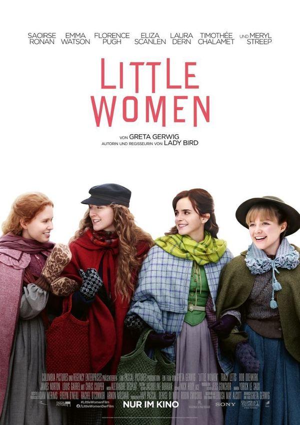 """Selbstbestimmung: Zum Kinostart von """"Little Women"""" verlosen wir Kinokarten"""