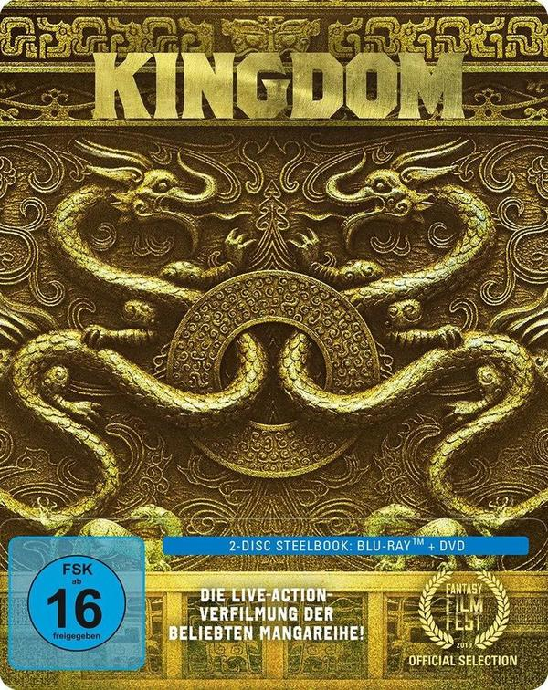 "Ein Action-Martial-Arts-Fest: Wir verlosen den Kino-Hit ""Kingdom"" als Limitiertes SteelBook"