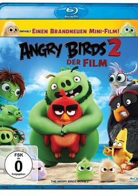 """Vögel und Schweine vereinigt euch: Wir verlosen den Animationsspaß """"Angry Birds 2 - DER FILM"""" auf BD"""