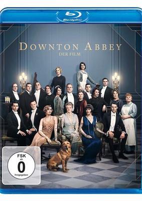 """Vom TV auf die große Leinwand: Wir verlosen die Kinofortsetzung """"Downton Abbey - Der Film"""" auf BD"""