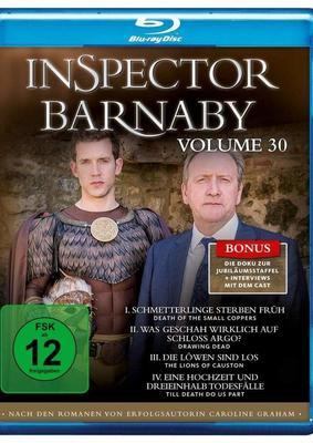 """Inspector Barnaby ist zurück: Wir verlosen das Krimi-Highlight """"Inspector Barnaby"""" Vol. 30 auf BD"""
