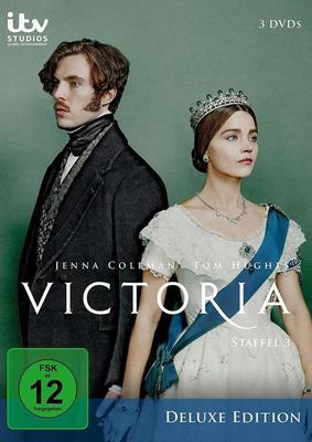 """Zeit der Revolution: Wir verlosen die dritte Staffel """"Victoria"""" auf DVD oder BD"""