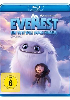 """Flauschig und abenteuerlustig: Wir verlosen den Animationsspaß """"Everest - Ein Yeti will hoch hinaus"""""""