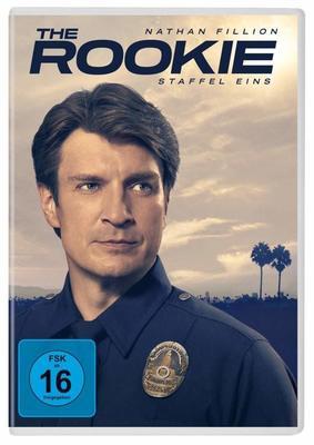 """Aller Anfang ist schwer: Wir verlosen den Serien-Hit """"The Rookie"""" auf DVD"""