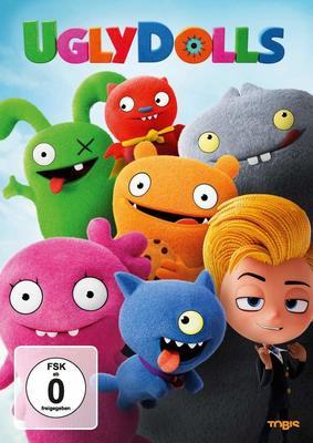 """Häßlich knuffig: Wir verlosen den Animationsspaß """"UglyDolls"""" auf DVD oder BD"""