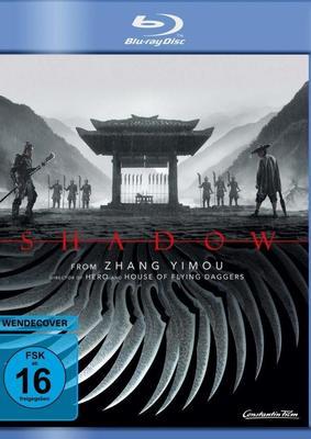 """Das neue Meisterwerk von Zhang Yimou: Wir verlosen das Martial-Arts-Epos """"Shadow"""" auf BD"""