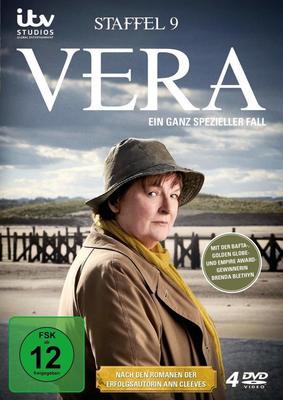 """Dem Verbrechen auf der Spur: Wir verlosen die neunte Staffel von """"Vera - Ein ganz spezieller Fall"""" auf DVD"""