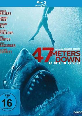 """""""47 Meters Down: Uncaged"""": Wir verlosen den bissigen Hai-Horrorfilm auf BD"""