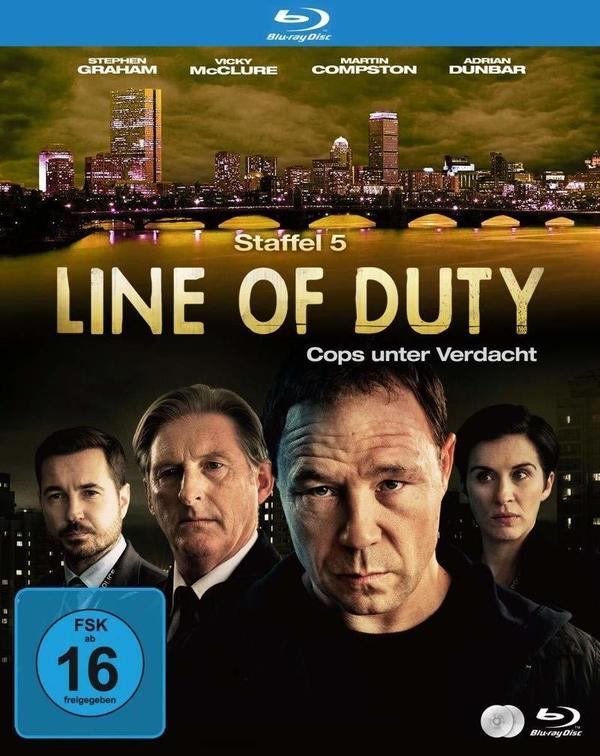 """""""Line of Duty"""": Wir verlosen die fünfte Staffel der Cop-Serie auf BD"""