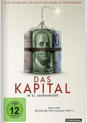 """Wir verlosen die kritische Doku """"Das Kapital im 21. Jahrhundert"""" auf DVD"""