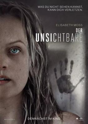 """Zum Kinostart von """"Der Unsichtbare"""" verlosen wir ein Poster sowie ein Sachbuch zum Thema Horrorfilme!"""