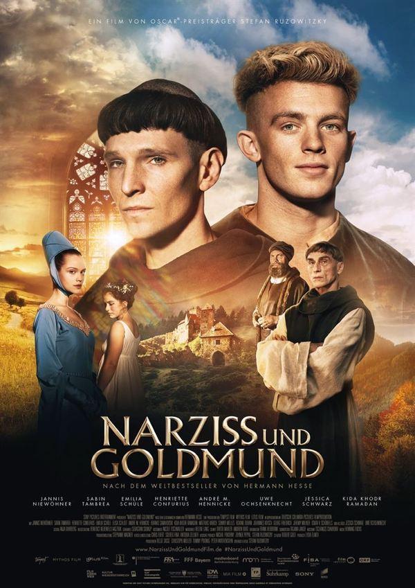 """Wie Sonne und Mond: Zum Kinostart von """"Narziss und Goldmund"""" verlosen wir Karten zur Weltpremiere"""