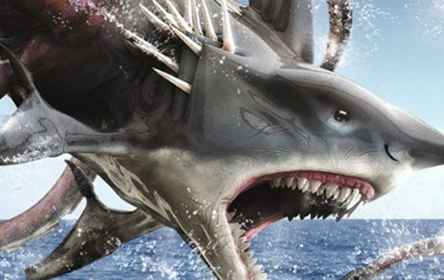 Sharktopus Vs Mermantula