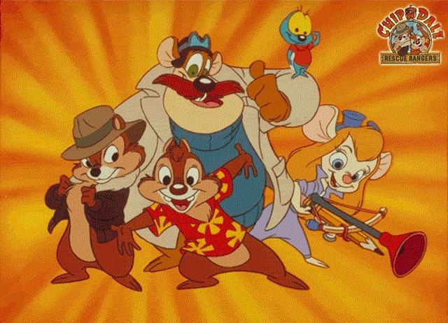 Disney Produziert Live Action Zu Chip Und Chap Moviebreak De