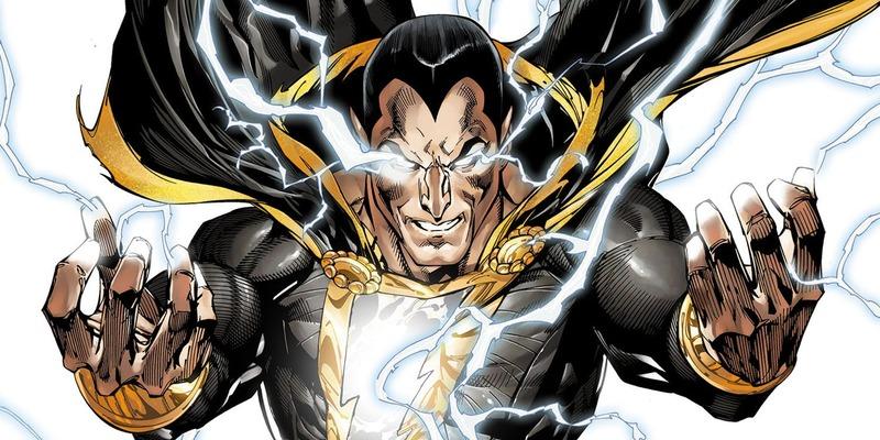 """Mehr Superhelden-Nachschub: Laut Dwayne Johnson könnten Dreharbeiten zu """"Black Adam"""" 2019 starten"""
