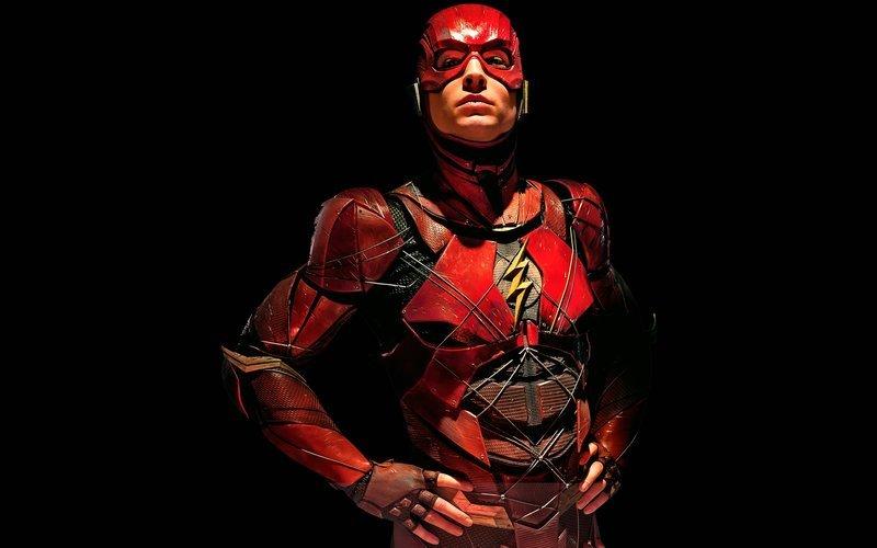 """Schnauze voll: Ezra Miller hat ein eigenes Drehbuch zu """"The Flash"""" verfasst"""