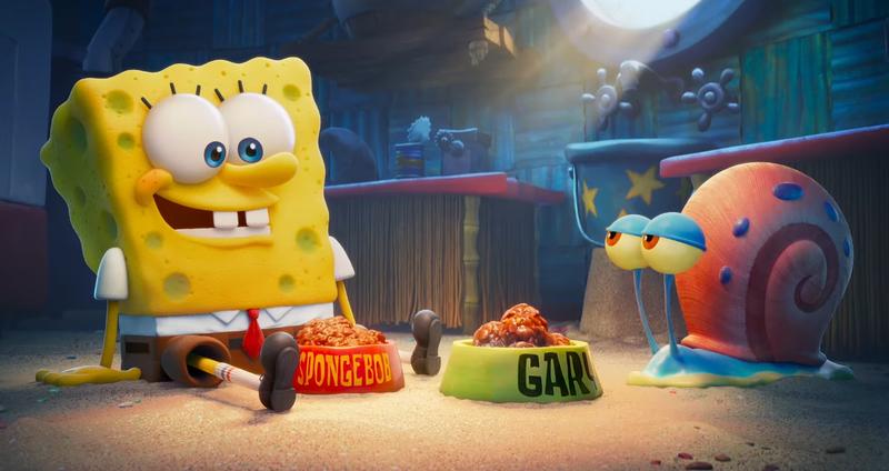 Spongebob Der Film Im Kino