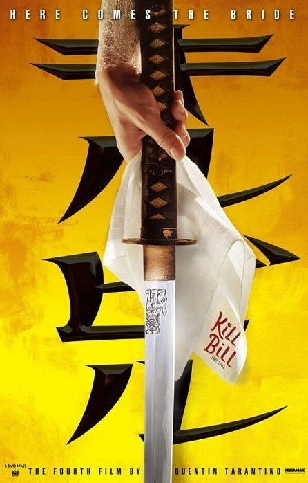 Platz 6: Kill Bill Vol. 1 (2003)