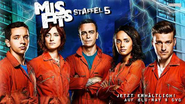 Misfits Staffel 6